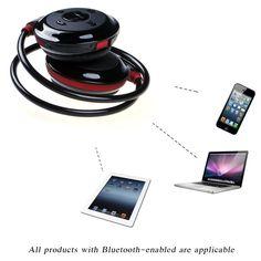 SmartBB Upgrade Version Wireless Bluetooth Headphones | Get FREE Samples by Mail | Free Stuff