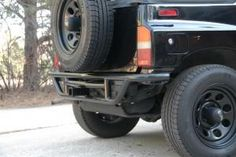 Geo+Tracker+Front+Bumper | rear tubular receiver bumper that matches the front bumper
