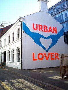Maser, Urban Lover, Belfast - unurth | street art
