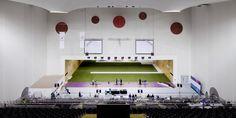 London Olympic Shooting Range 3