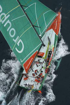 The World Race, Race Around The World, Around The Worlds, Sailing Yachts, Yacht Boat, Sailing Ships, Volvo Ocean Race, Volvo Cars, Sail Boats