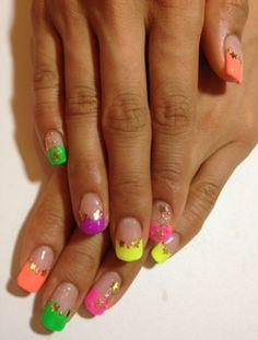 French Manicure Designs and Ideas - Learn to experiment with French manicure designs to find the perfect style for your trendy nails. Check out the hottest French manicure ideas for a fresh look.