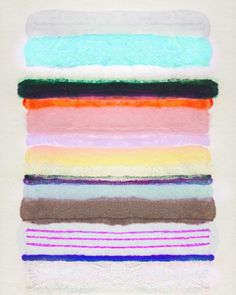 Candy coated stripe by Kristi Kohut