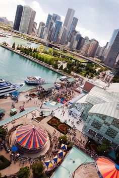 Navy Pier AngieMcMonigalPhotography-7490 by Angie McMonigal, via Flickr
