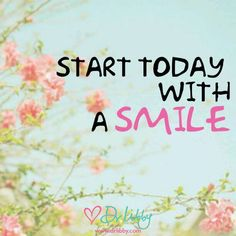 Smile! #Inspire #Gratitude #Quotes #Happiness
