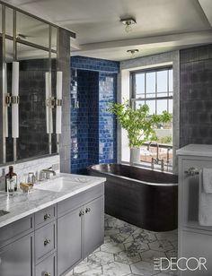 Modern Bathroom - ELLEDecor.com