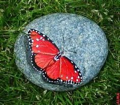 painted stones - Bing Images