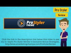 Check out this exclusive review of the Pro Styler and Social Post Pilot, and learn about the advantages and dis-advantages of these products -- Facebook Posting Software --- https://www.youtube.com/watch?v=TeK6QCKEl5A