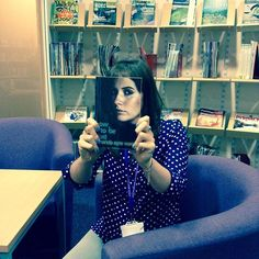 Trying something for the first time today! #bookface #bookfacefriday #southdevoncollege #reading #creative