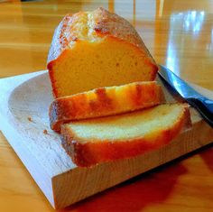 From the kitchen of One Perfect Bite. This petite loaf is so packed with flavor that it will make lemon lovers weep and may convert champ. Lemon Desserts, Great Desserts, Lemon Recipes, Sweet Recipes, Baking Recipes, Delicious Desserts, Yummy Food, Bread Recipes, Baking Breads