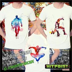 The store is now officially live!  And with that said welcome!  Lets start off by showcasing our very first collection of brand new Tees!  To get more deals and keep up to date with whats happening signup with your email at our site! www.hitpointarcade.com  #welcome #marvel #marvelcomics #DC #DCcomics #finallyopen #newstore #geek #nerd #geekilife #nerdlife