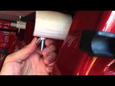 DIY hard tonneau cover for 2015 F-150 - YouTube