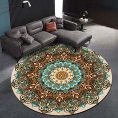 Flannel Area Rug Non-Slip Carpet Floor Mat Stair Pads f// Bedroom Hallway Kitchen