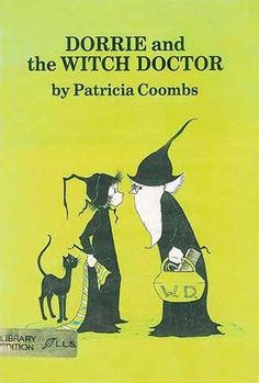 Kids (vintage) - Patricia Coombs wrote and illustrated this series of a little witch...who is often getting in trouble...