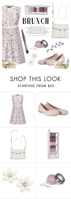 """""""Brunch with mom"""" by dixiebelle81 ❤ liked on Polyvore featuring Chloé, Bueno, Clinique and Charlotte Tilbury"""