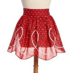 vintage hostess aprons -