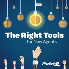 "In our new blog series, ""The Right Tools for the New Agents,"" we'll pull back the curtain so that you can begin to understand what it means to be a successful real estate agent and how Point2 Agent can help you achieve your goals."