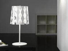 #Nest #TableLamp by #Selene Illuminazione #white #ModernLamp