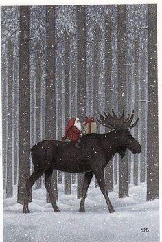 By Swedish artist Eva Melhuish