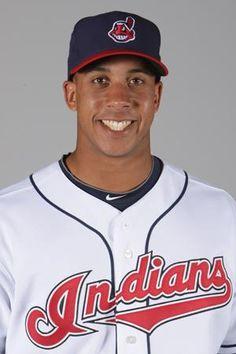 Cleveland Indians' Outfielder, Michael Brantley -