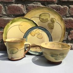 June 22 & 23 you will find us at Welbeck Estate, Worksop, Notts. Tea Cups, Decorative Plates, June, Clay, Tableware, Red, Home Decor, Clays, Dinnerware