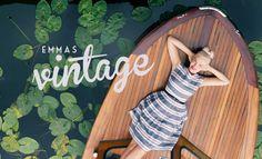 Hemma hos mig i Midsommarkransen | Emmas Vintage