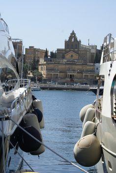 #Marina Manoel Island #Malta
