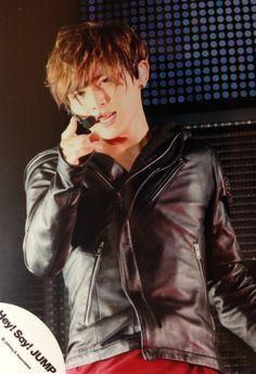 Yamada Ryosuke you come to me ^~^