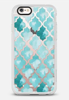Moroccan tiles iPhone 6s Case by Marie Bodié | Casetify