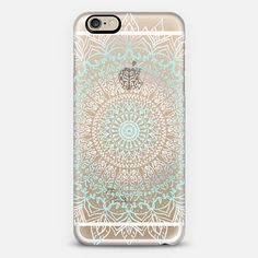 Check+out+my+new+@Casetify+using+Instagram+&+Facebook+photos.+Make+yours+and+get+$10+off+using+code:+P457MB #casetify #mandala #boho #white #teal #iphone #iphone6 #case #girly #luxury #bohemian #nikamartinez