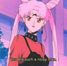 Discover ideas about sailor princess Sailor Moons, Sailor Moon Quotes, Sailor Chibi Moon, Sailor Moon Aesthetic, Aesthetic Anime, Aesthetic Grunge, Soft Grunge, Sailor Moon Kristall, Moon Icon