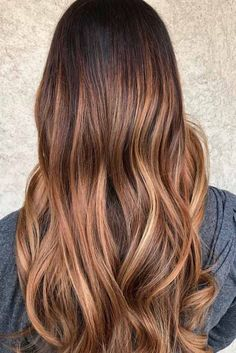 Brunette hair tends to get overlooked, but it is really quite stunning. There are so many gorgeous rich and lush shades of brunette! From chestnut to honey brown to chocolate, the possibilities are unlimited!