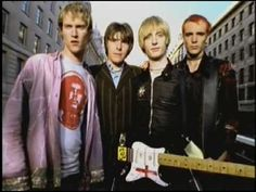 Kula Shaker - Hey Dude, though clearly a bunch of wankers this band were amongst the most accomplished I've ever seen.  Still want to punch Crispian Mills over privileged hippy face.