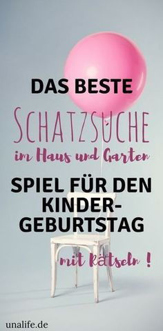 Das beste Spiel für den Kindergeburtstag – Schatzsuche im Haus und Garten! Mit … The best game for the children's birthday – treasure hunt in the house and garden! With puzzles and examples. Fairy Mermaid, Wallpaper Food, Diy Crafts To Do, Health Quotes, Best Games, Games For Kids, Family Games, Kids And Parenting, Birthday Parties