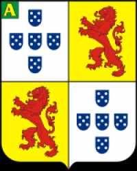 Sousa Leão. Brasão de Armas da Família dos; este brasão era utilizado por vários titulares da Família Sousa Leão