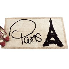 Parisian Chic Bath Rug - Furniture, Home Decor & Home Furnishings, Home Accessories & Gifts | Expressions