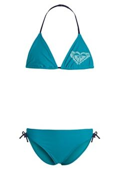 Roxy - TIKI - Bikini - dark jade