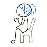 6. 人に動きをつけてみよう - ボールペンで描く!プチかわいいイラスト練習帳 Stick Figures, Smurfs, Doodles, Peace, Drawings, Fictional Characters, Boy Doll, Easy Drawings, Draw