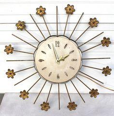 AFL CoolStuff - Atomic Starburst Wall Clock