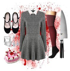 """""""Creepypasta OC / Mikan 