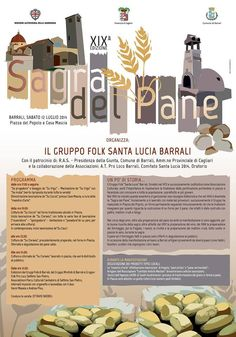 19° EDIZIONE SAGRA DEL PANE – BARRALI – SABATO 12 LUGLIO 2014