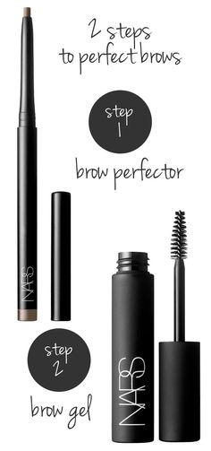 Beautiful Brows: 2 products + 2 steps from @Vanessa Walker Cosmetics