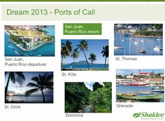 Our Next Shaklee vacation