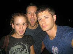 Jensen rare photos - jensen-ackles Photo