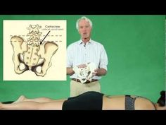 Deep tissue massage & stretch for SI joint and back pain - YouTube