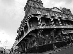 Barbados Mutual Life Assurance Society Building, Lower Broad Street, Bridgetown, Barbados
