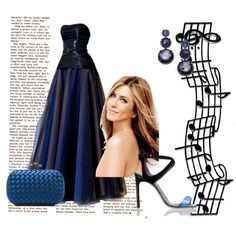 """Red Carpet Contest - 9"" by voltinimiriam on Polyvore"