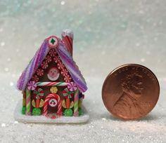 Dollhouse Miniature Old Fashioned Stick by EmilyFarmerMiniBears