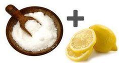 Oto dlaczego cytryna i soda oczyszczona możne uratować na życie!