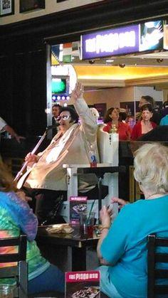 Big Elvis at Harrahs